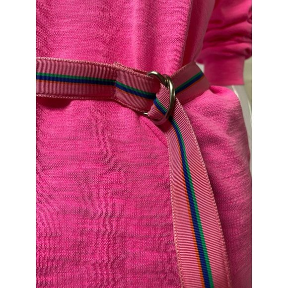 J.Crew Pink Ribbon Belt